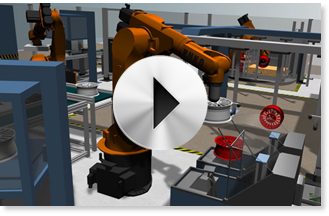Industrielle Simulation - VEROSIM Solutions